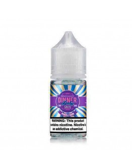Dinner Lady - Purple Rain Salt Likit (30ML)