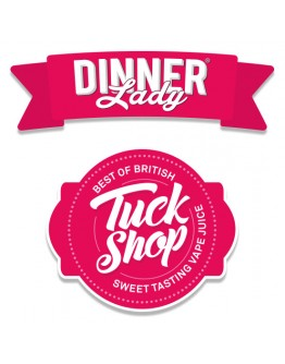 Dinner Lady Tuck Shop - Sweet Fusion (60ML)