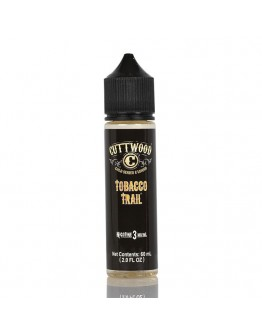 CuttWood Tobacco Trail 60ML