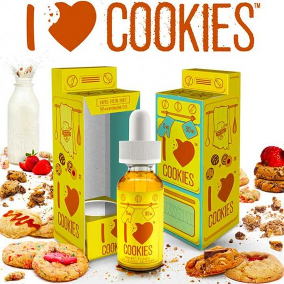 Mad Hatter - I Love Cookies