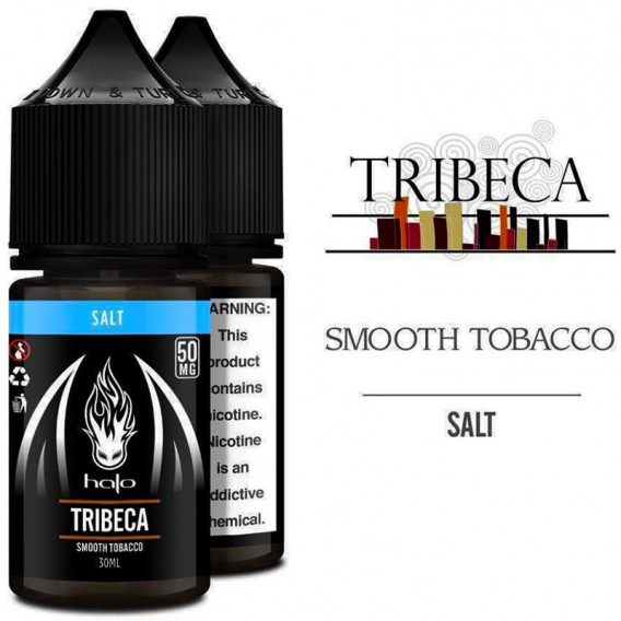 Halo - Tribeca Salt (30 ML)