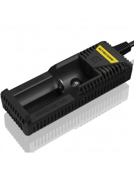Nitecore Intellicharger i1 Pil Şarj Aleti (IMR-Lion-eGo)