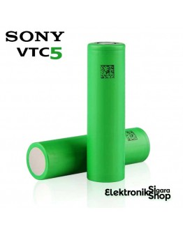 Sony VTC5 18650 2600 mAh Li-On Pil Batarya