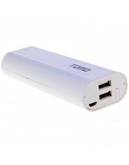 Tomo M2 18650 Şarj Cihazı & Power Bank